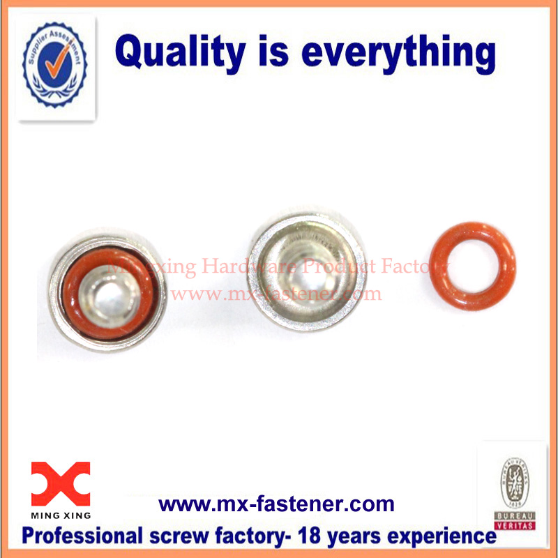 O Ring Groove Seal Screws With Sealing Washers