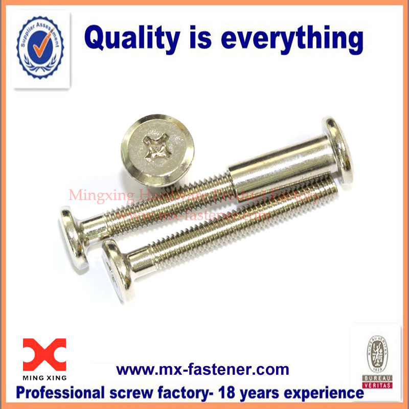 Male Female Connecting Bolts Connector Bolts