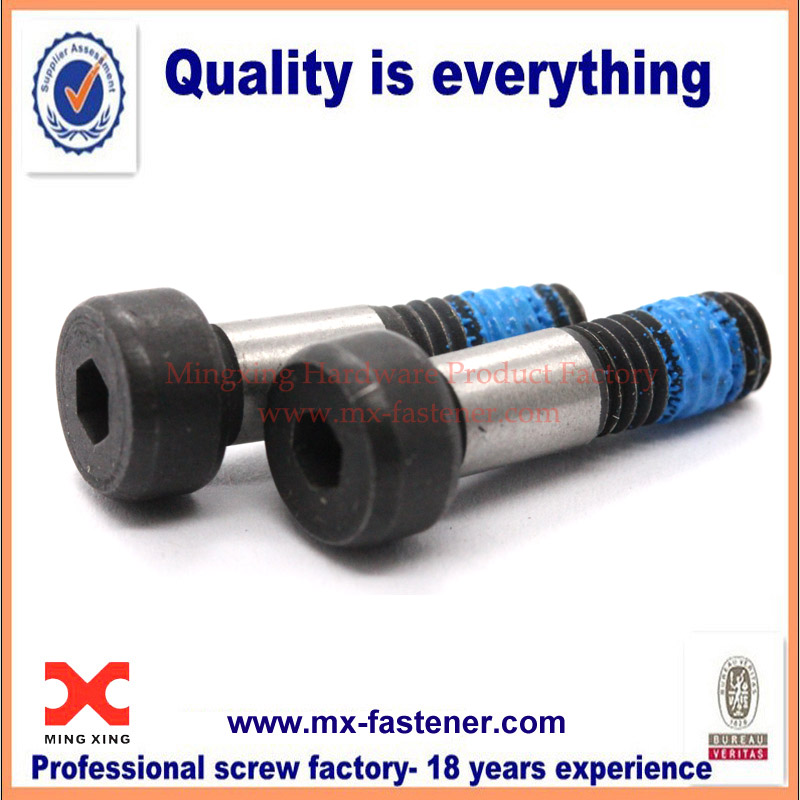 High Strength 360 Degree Nylock Bolts Mingxing Hardware