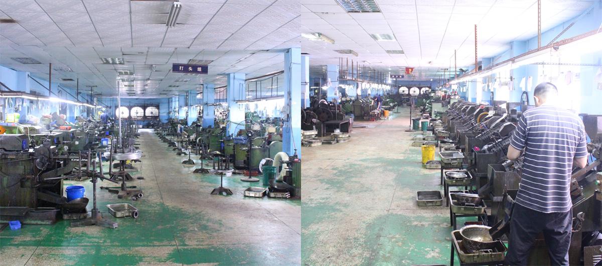 Mingxing production line